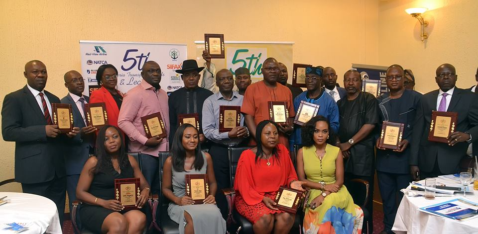 SIFAX Haulage, SAHCOL Shine at Nigerian Transport Awards